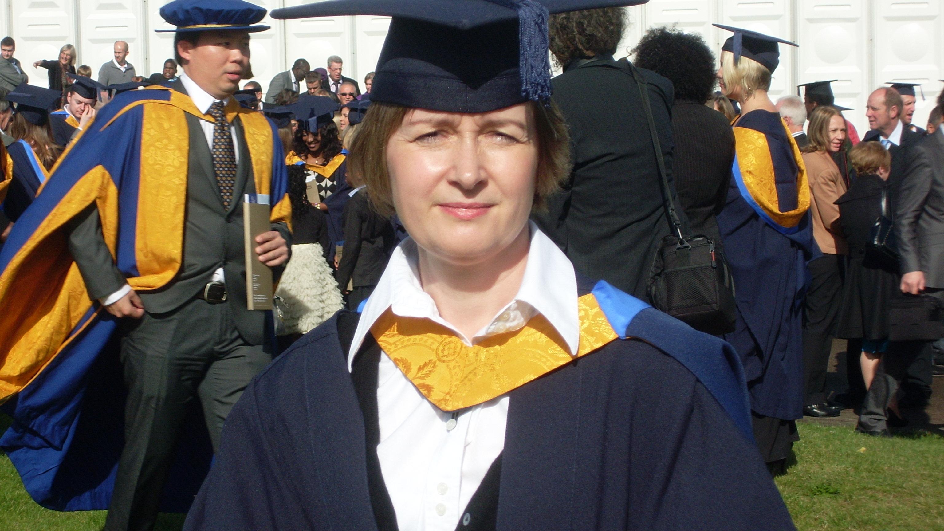 Graduation! | Harriet Stack