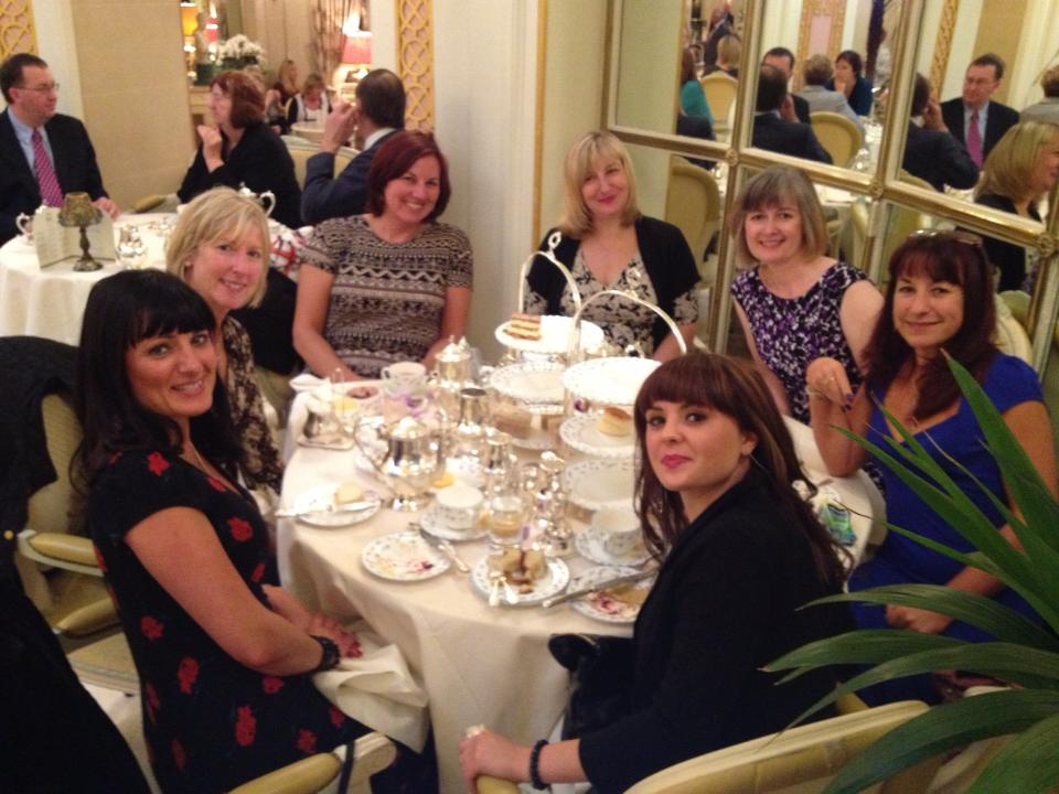 Tea at the ritz harriet stack for Table 52 brunch dress code
